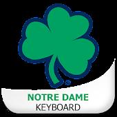 Notre Dame Keyboard