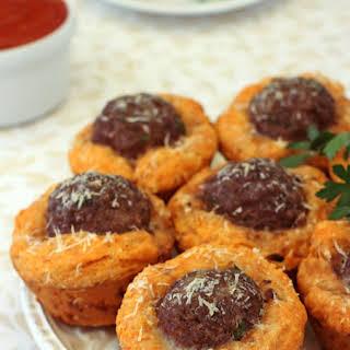 Meatball Muffins.