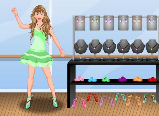 玩免費休閒APP|下載발레 댄서 소녀의 스타일링 app不用錢|硬是要APP