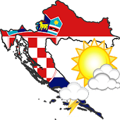 Croatia Wheater Forecast