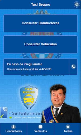 Taxi Seguro Cochabamba