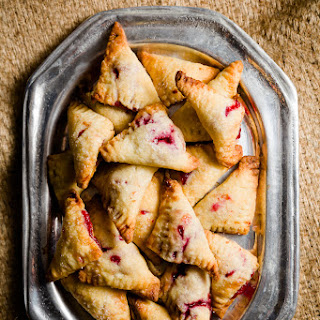 Mini Cherry Turnover Cookies