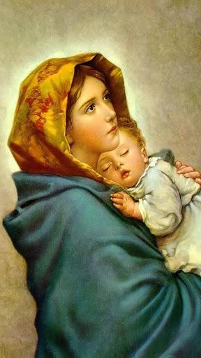 聖母瑪利亞