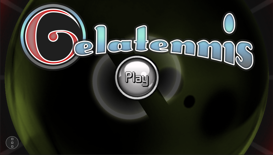 GelaTennis - screenshot