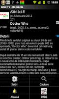 Screenshot of Ghid TV - Romania (Program TV)