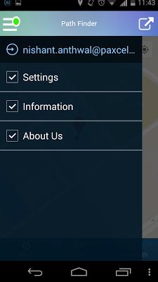 Path Finder - screenshot