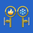 HVAC Refrigerant Charge icon