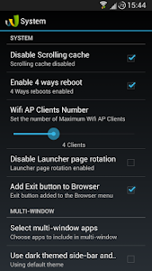 Wanam Xposed for Android 5/6 v1.3.0