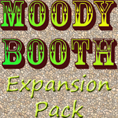 Moody Booth Expansion Pack