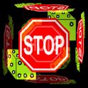 Dice Stop logo