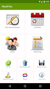 FlexR Pro (Shift planner)
