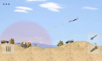 Screenshot of Fighter Bomber