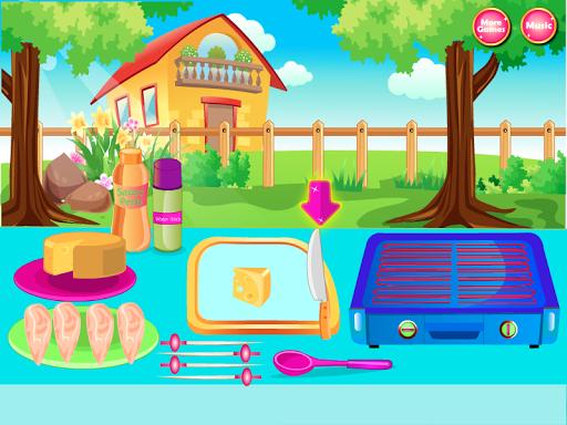 雞烹飪遊戲