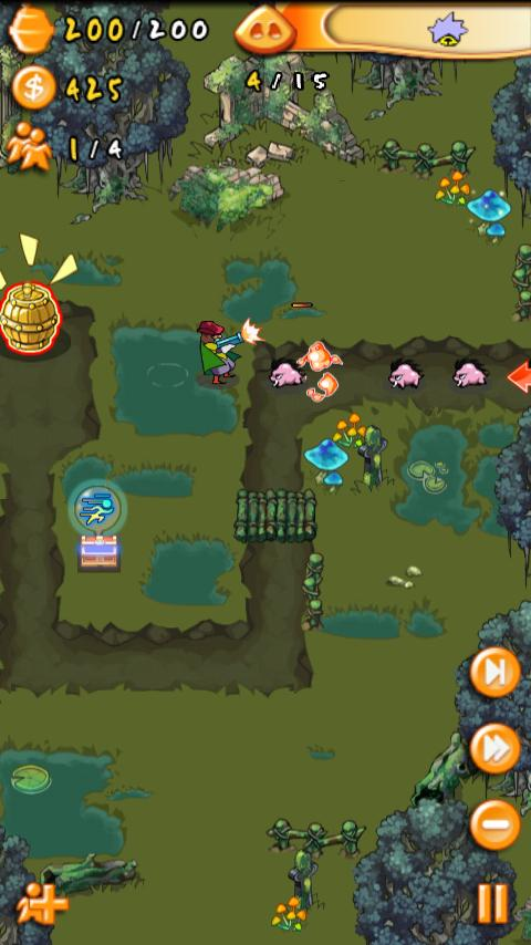 Greedy Pigs LITE- screenshot