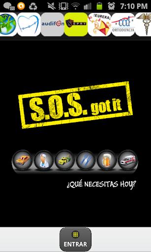 S.O.S. got it