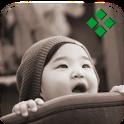 미지미 Baby - 아기 100일 현수막 백일상 icon