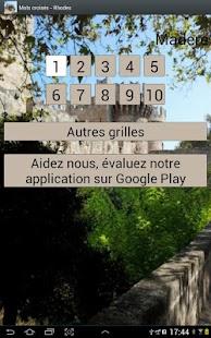 French crosswords - náhled