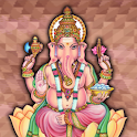 Great Ganesha Live Wallpaper icon