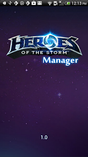 Heroes of the Storm Manager