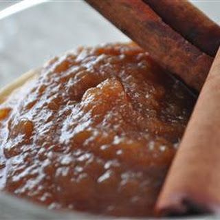 Pumpkin Butter I