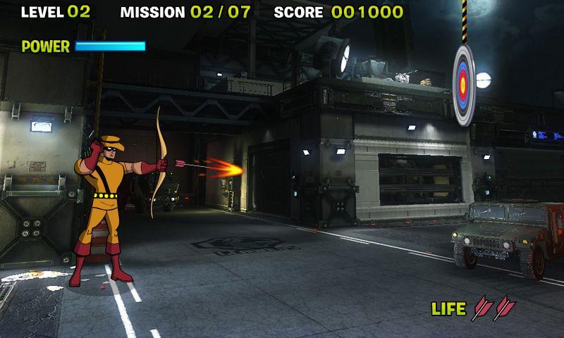 Bow-Warrior 8