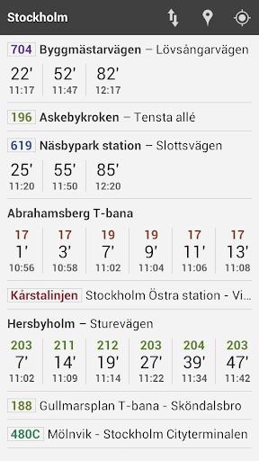 Transit Stockholm