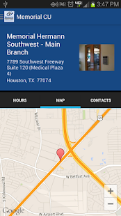 Memorial Credit Union Mobile- screenshot thumbnail