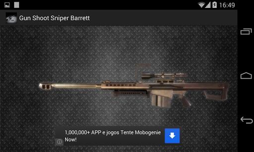 Simulador armas Sniper Gratis