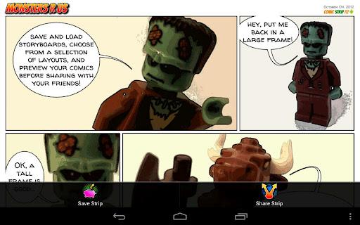 Comic Strip It lite