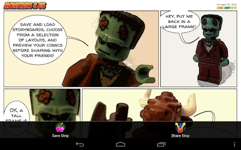 Comic Strip It lite