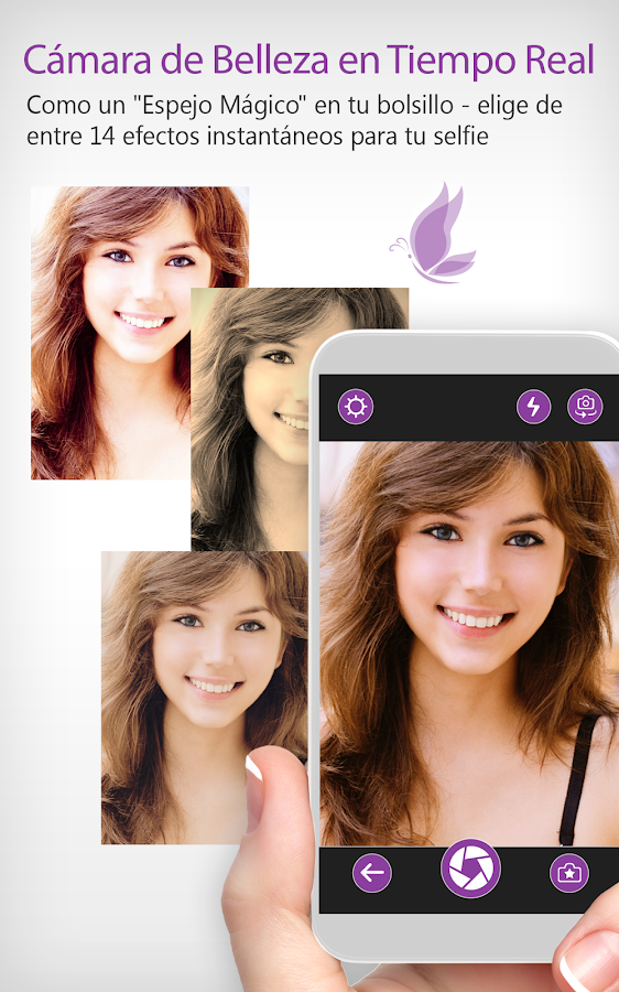 YouCam Perfect - Selfie Cam - screenshot