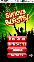 Screenshot of Syrious Blasts!® Ad-Free