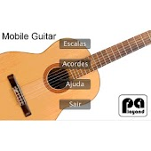 Mobile Guitar Nylon Free