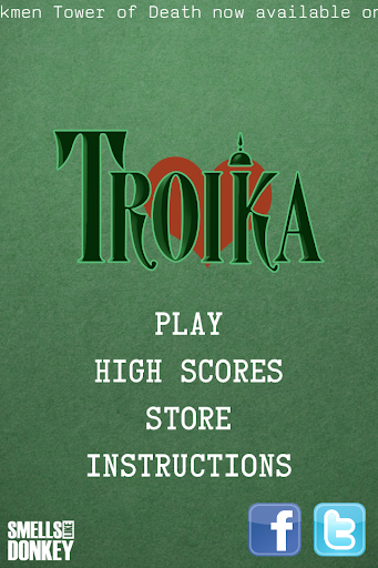 Troika: The Card Game