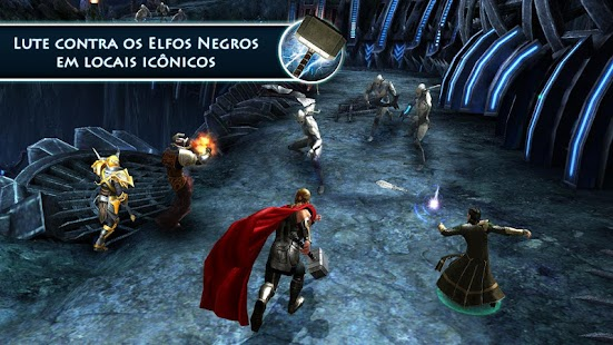 Thor: OMS - Jogo oficial - screenshot thumbnail