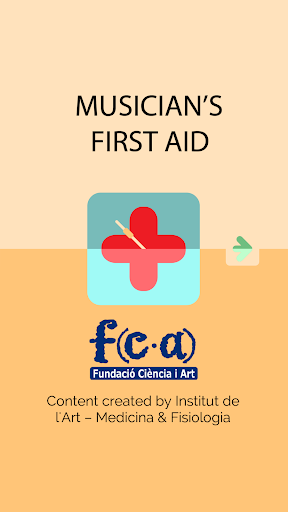 Musician's First Aid