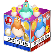 Catch the Egg Game
