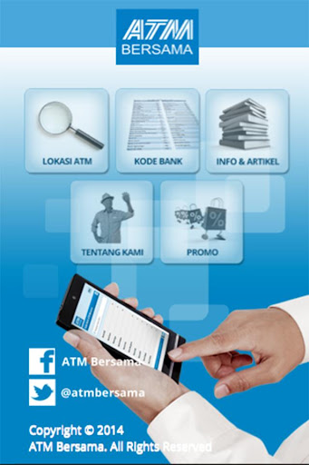 ATM Bersama Official