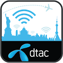 dtac WiFi roaming logo