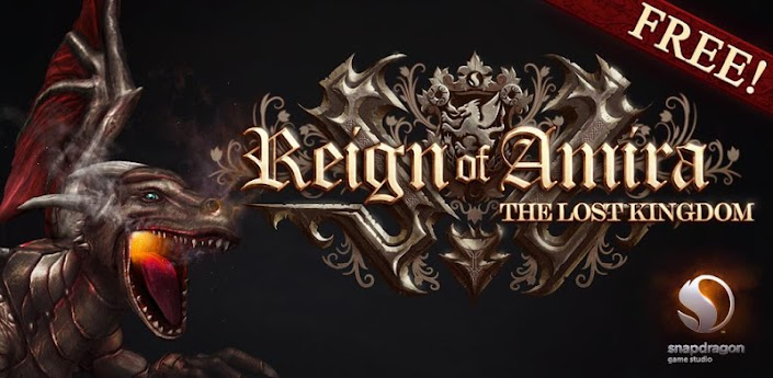 Reign of Amira™: TLK - новая РПГ для андроид