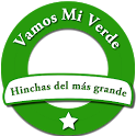 Vamos Mi Verde icon