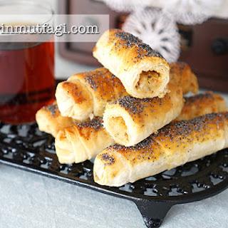 Crunchy Potato Borek
