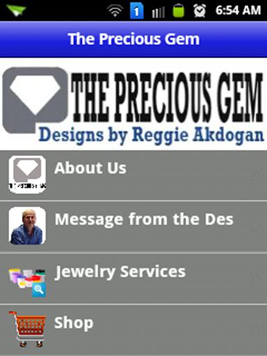 The Precious Gem