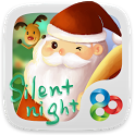 Silent night GO Launcher Theme icon