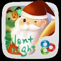 Silent night GO Launcher Theme icon
