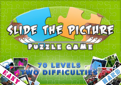 Slide The Picture Puzzle
