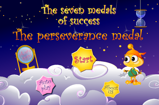 The perseverance medal