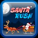 Santa Rush logo