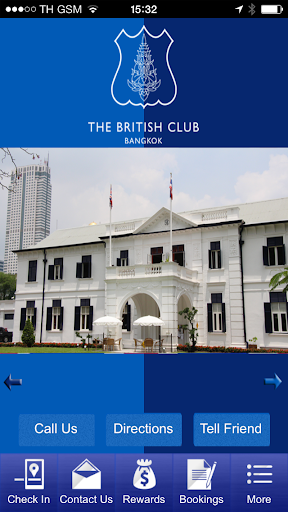 British Club Bangkok
