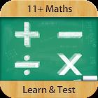 11+ Maths : Learn & Test icon